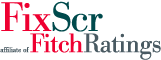 FIX SCR (affiliate of Fitch Ratings) Logo
